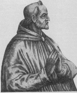 Imagen del papa Juan XXI.